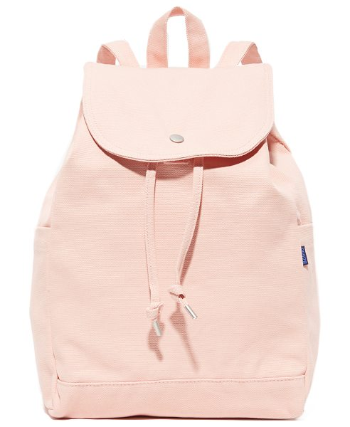 BAGGU drawstring backpack - An easy BAGGU backpack, crafted from sturdy canvas and...