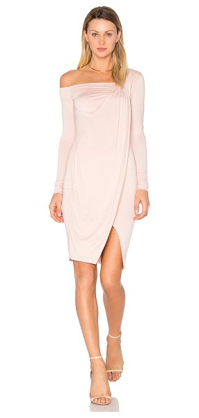 Bailey 44 Christine Dress in blush - 94% rayon 6% spandex. Dry clean only. Fully lined....