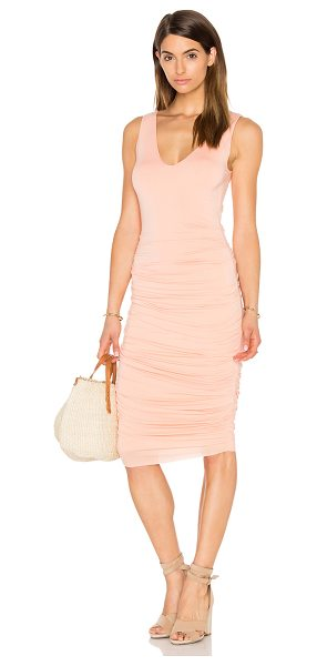 Bailey 44 Enigma dress in coral