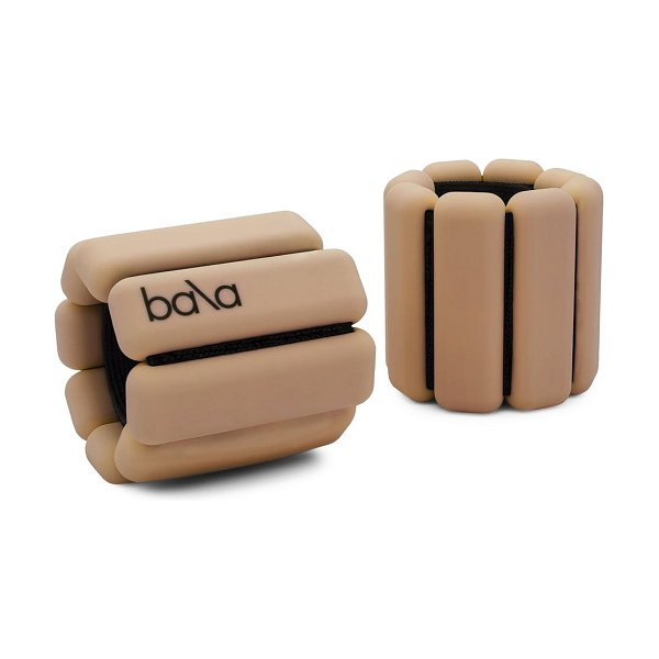 Bala Bangles classic 2-piece weight set/1 lb. in sand