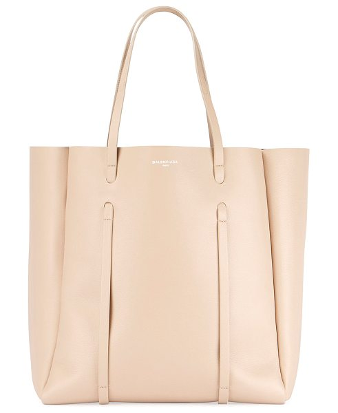 74099b843f Balenciaga Everyday Tote Small Leather Bag in beige - Balenciaga Everyday  reversible leather tote bag.