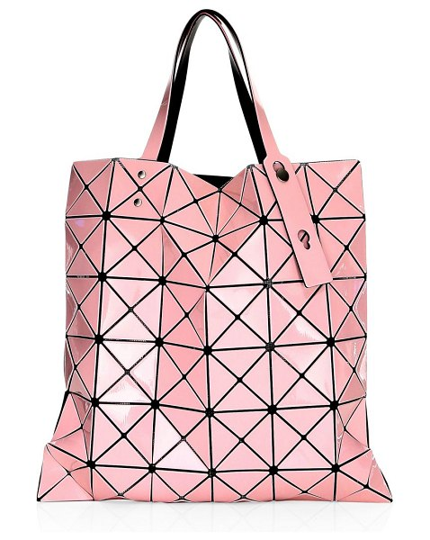 Bao Bao Issey Miyake lucent tote in pink pink