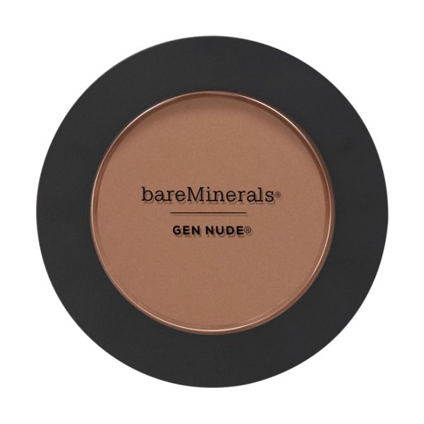 BAREMINERALS gen nude powder blush - What it is: A highly blendable, effortless, natural-looking...