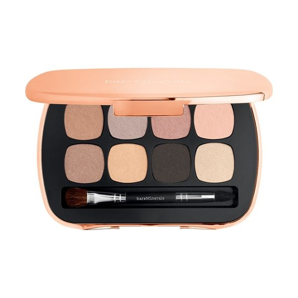 bareMinerals ready 8.0 the sexy neutrals eyeshadow palette in the sexy neutrals - What it is: bareMinerals READY Eyeshadow provides vivid,...