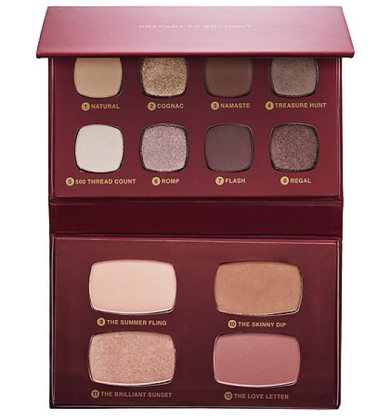 BAREMINERALS the regal wardrobe eye & cheek palette - An ethereally elegant palette, featuring an expertly...