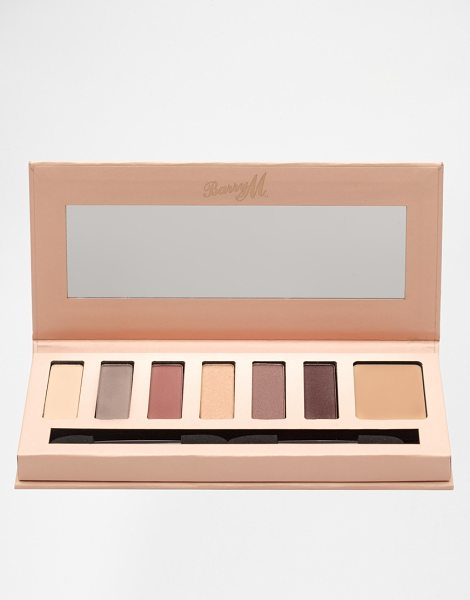 Barry M Natural glow 2 shadow & blush palette in natural glow two - Natural Glow 2 Shadow & Primer Palette by Barry M...