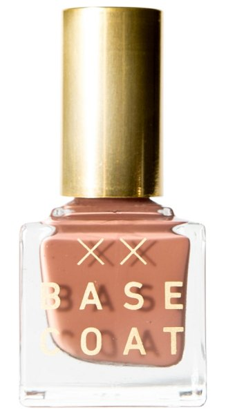 BASE COAT nail polish in terra - What it is: A long-wearing nail polish free of the eight...