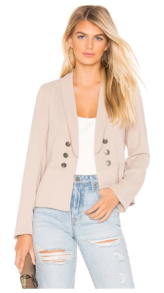 BB Dakota jack by  take the reins blazer in medium khaki - BB Dakota JACK by BB Dakota Take The Reins Blazer in...