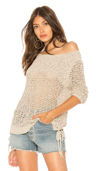 BB Dakota Judd Pullover Sweater in neutral