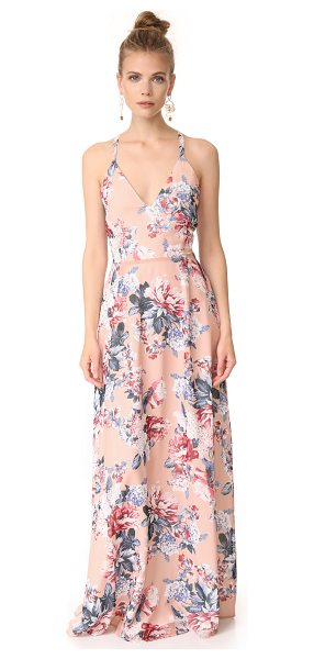 BB Dakota rsvp chantelle dress in vintage rose