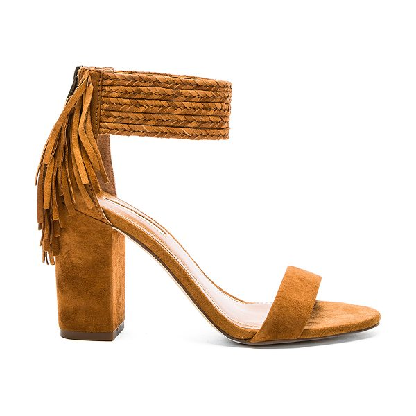 BCBGENERATION Calizi Sandal - Suede upper with man made sole. Back zip closure....