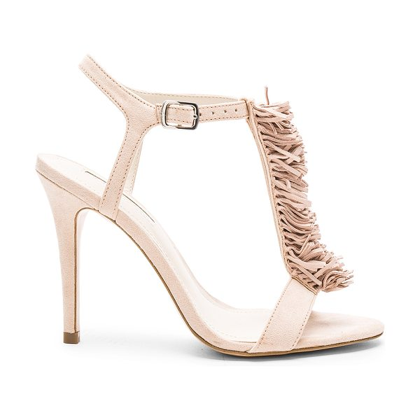 BCBGENERATION Clue heel - Textile upper with man made sole. Ankle strap with...