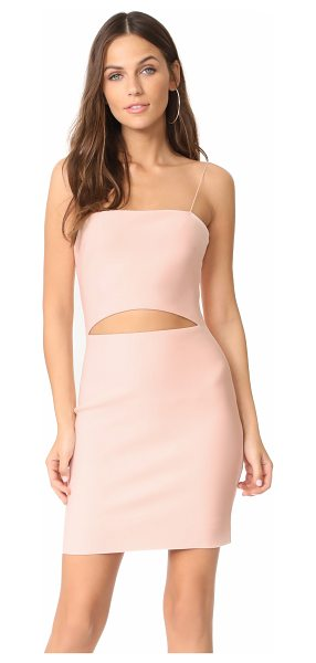 Bec & Bridge luella mini dress in ballet - This tailored Bec & Bridge dress feels subtly daring...