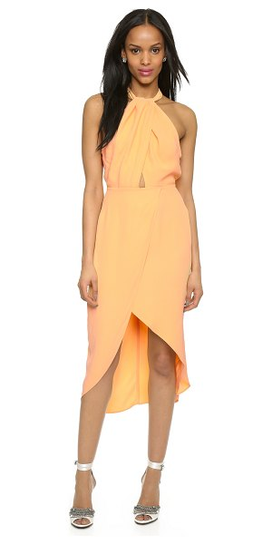 BEC & BRIDGE Oceanus dress - A deep neckline lends allure to this Bec & Bridge dress....