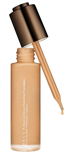 BECCA Cosmetics becca aqua luminous perfecting foundation in beige - What it is: A light, buildable, liquid foundation that...