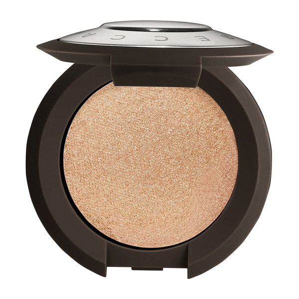 BECCA Cosmetics shimmering skin perfector pressed highlighter in opal
