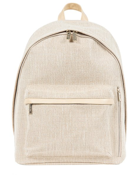 BEIS the small backpack in beige