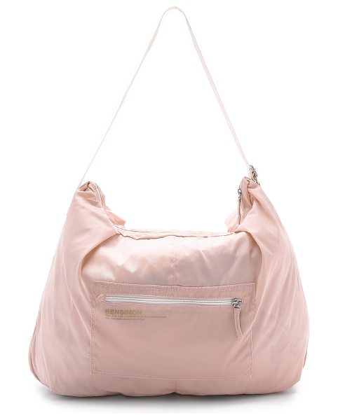 Bensimon Shoulder bag in rose