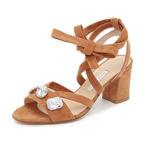 Bionda Castana Ruby city sandals in sand