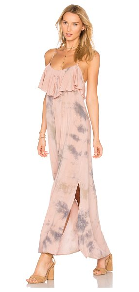 Blue Life Enchanted Tie Back Dress in pink