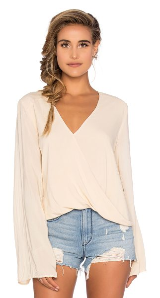 Blue Life Hayley Top in cream - 100% rayon. Dry clean only. BLUE-WS609. T015 0086. You...