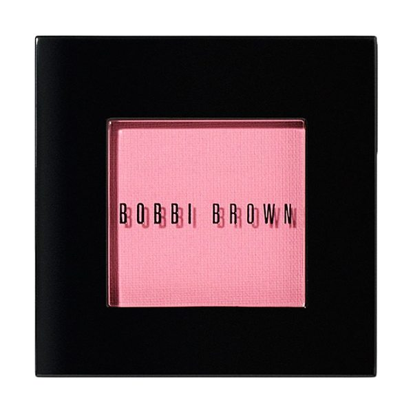 Bobbi Brown blush in nude pink