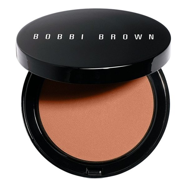 Bobbi Brown bronzing powder in natural - What it is: A lightweight powder bronzer with a soft,...