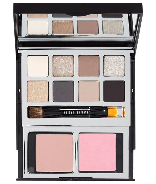 Bobbi Brown Deluxe eye & cheek palette in no color