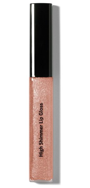 Bobbi Brown lip gloss in bare sparkle
