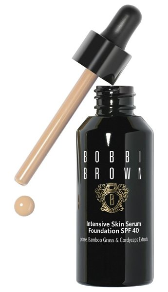 Bobbi Brown intensive skin serum foundation spf 40 in 06.5 warm almond - What it is: A high-powered formula containing lychee,...