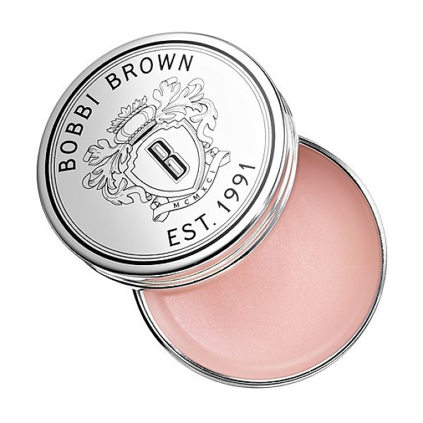 Bobbi Brown lip balm clear 0.5 oz/ 14.2 g - A comfortable, non-greasy lip balm that soothes and...