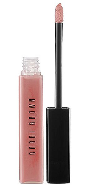 Bobbi Brown lip gloss buff 0.24 oz/ 7 ml
