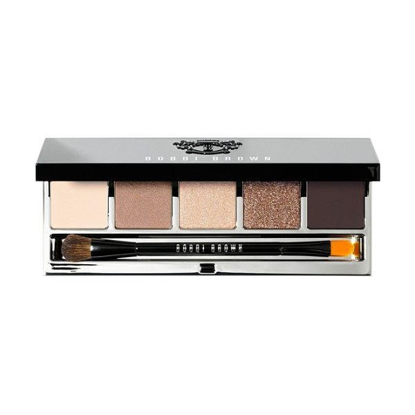 Bobbi Brown Long-wear in rich caramel - This guilt-free, rich palette by Bobbi Brown is packed...