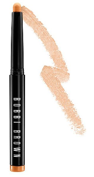BOBBI BROWN long-wear cream shadow stick soft peach 0.05 oz/ 1.6 g - A creamy, long-wearing eye shadow formula in an...