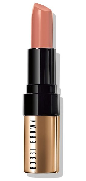 Bobbi Brown luxe lipstick in pink nude - What it is: A bold, vibrant lipstick. Why it's...