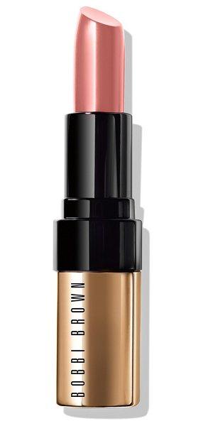 Bobbi Brown luxe lip color in pale mauve - What it is: Bobbi's boldest, most vibrant lip color...