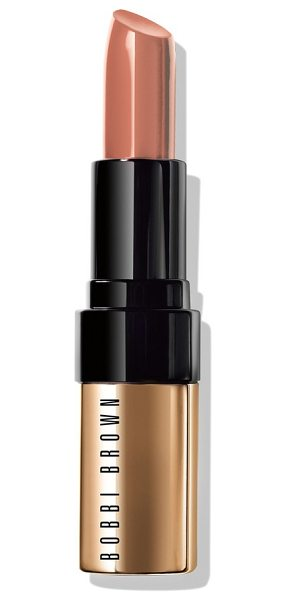 BOBBI BROWN luxe lipstick - What it is: A bold, vibrant lipstick. Why it's...