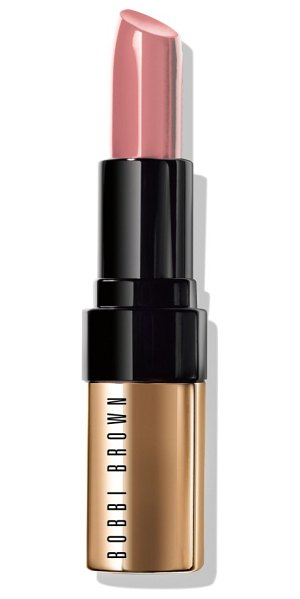 Bobbi Brown luxe lipstick in pale mauve - What it is: A bold, vibrant lipstick. Why it's...