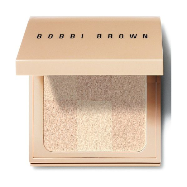 Bobbi Brown nude finish illuminating powder in bare - What it is: A subtle, natural, ultrasoft, translucent...