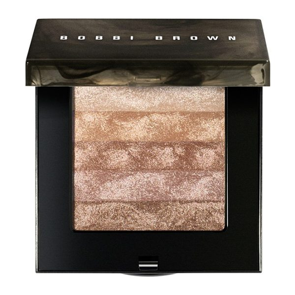 Bobbi Brown Sandstone shimmer brick compact in sandstone - Sandstone features five different shades of ultra-luxe,...