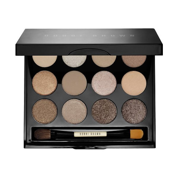 Bobbi Brown shimmering sands eye palette - An all-in-one eye palette packed with 12 universally...