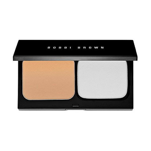 Bobbi Brown skin weightless powder foundation 4 natural - A long-lasting, lightweight powder foundation with a...