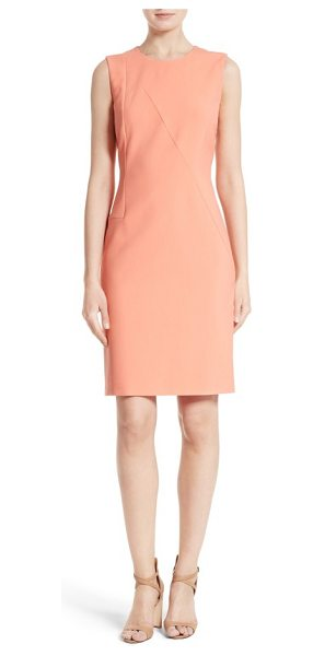 BOSS demisana sheath dress in tropical blossom - Bring a dash of spring color to your closet with this...