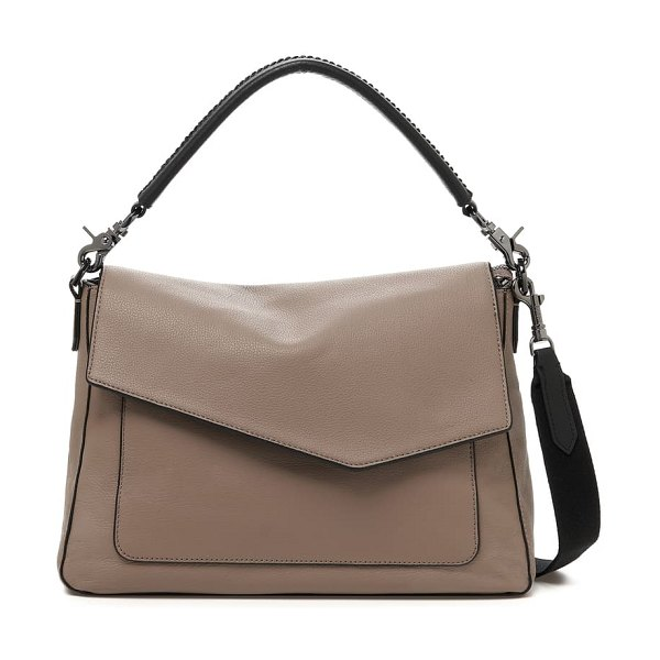 Botkier cobble hill leather hobo in brown