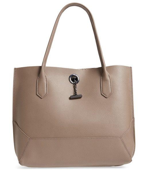 Botkier waverly leather tote in truffle - Carry everything you need on the daily while still...