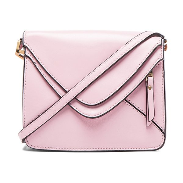 BOYY Slash tiny 2.0 bag in pink - Nappa leather with suede lining and gold-tone hardware. ...
