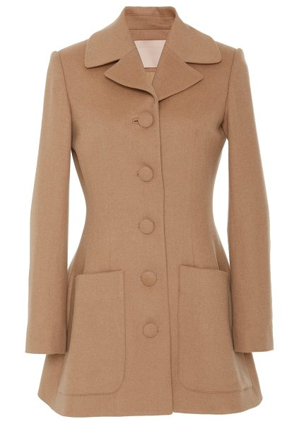 BROCK COLLECTION Jaqueline Button Front Jacket - This *Brock Collection* Jaqueline Button Front Jacket...