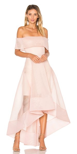 Bronx and Banco Tulip Dress in pink - Shell: 100% polyLining: 95% poly 5% elastane. Dry clean...
