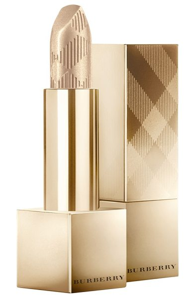 Burberry Beauty 'burberry kisses in no. 120 festive gold - Discover Burberry Kisses, the effortlessly buildable lip...