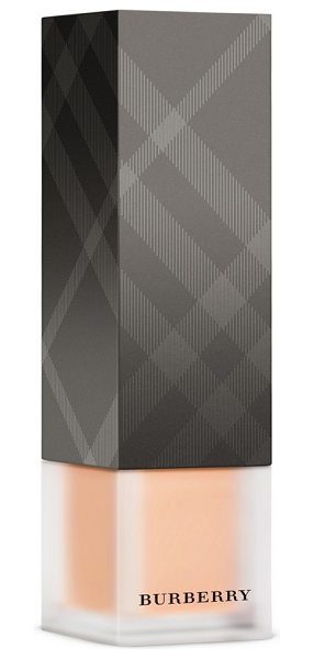 BURBERRY BEAUTY cashmere foundation - Inspired by Burberry fabric heritage and the brand's...